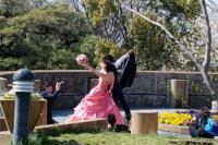 花嫁衣装の撮影