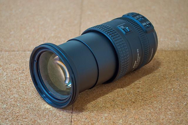 NIKKOR 18-200mm