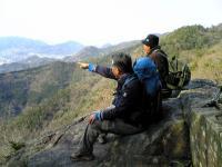 稲積山頂上からの眺望2