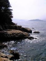 与島南岸の風景6