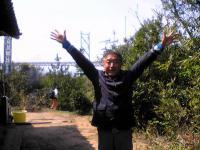 与島石鎚神社の風景1