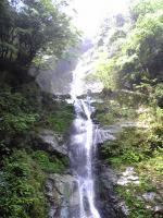 徳島県貞光川水系の鳴滝4