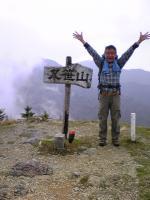 徳島県丸笹山頂上からの眺望1