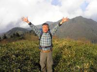 徳島県落合峠東の頂上1
