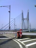 路線バスで行く瀬戸大橋の島5