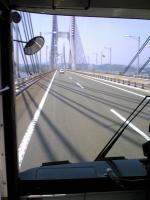 路線バスで行く瀬戸大橋の島2
