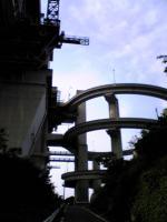 瀬戸大橋岩黒島ループ橋4