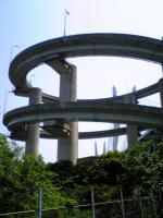 瀬戸大橋岩黒島ループ橋3