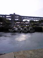 瀬戸大橋岩黒島の漁港1