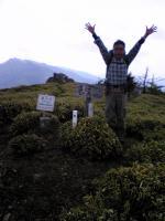 剣山展望塔ノ丸頂上からの絶景6