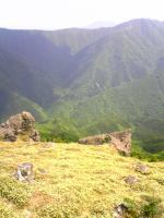 剣山展望塔ノ丸頂上からの絶景2