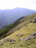 剣山展望塔ノ丸頂上からの絶景1
