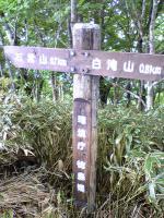 徳島県石堂神社から登山開始6