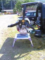 モーターパラグライダー1