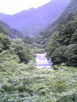 高知県大座礼山登山口への道2