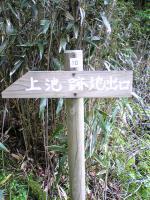 高知県大座礼山の上池跡地1