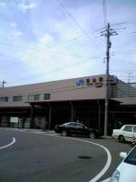 立山登山のために富山市へ旅行2