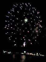 バサラ花火2012の1