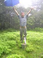 徳島県西祖谷中津山登山4