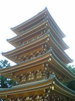 1法然寺五重塔2