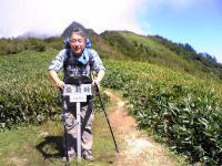 1高知県と愛媛県の県境桑瀬峠2