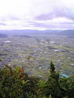 1飯野山登山道からの風景3