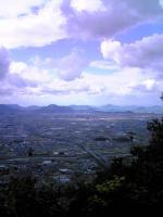 1飯野山登山道からの風景4