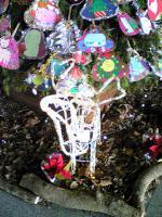 1団扇のクリスマスツリー2