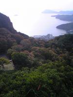 1小豆島で見つけた光の道2