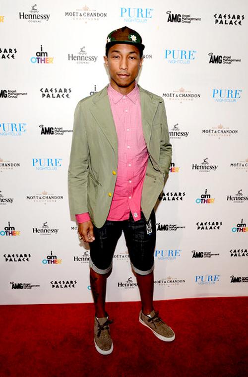 ファレル・ウィリアムス(Pharrell Williams):ビリオネアボーイズクラブ(BILLIONAIRE BOYS CLUB)ランバン(Lanvin)