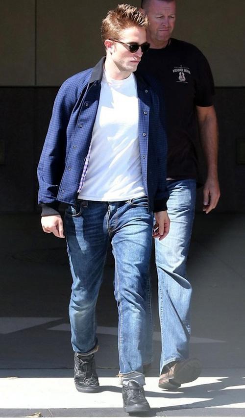 ロバート・パティンソン(Robert Pattinson):バレンシアガ(Balenciaga)