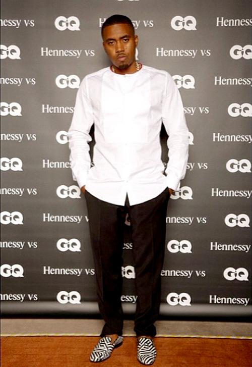 ナズ(Nas):ドルチェ&ガッバーナ(Dolce & Gabbana)ヴィヴィアン・ウエストウッド(Vivienne Westwood)