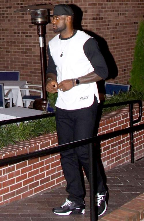 レブロン・ジェームズ(LeBron James):ビリオネアボーイズクラブ(BILLIONAIRE BOYS CLUB)ナイキ(NIKE)