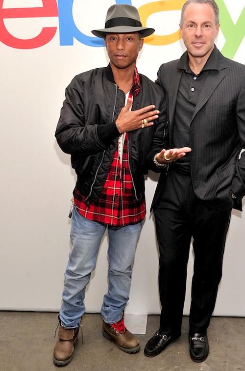 ファレル・ウィリアムス(Pharrell Williams):ビリオネアボーイズクラブ(BILLIONAIRE BOYS CLUB)/スコロクト(SKOLOCT) /ティンバーランド(TIMBERLAND)