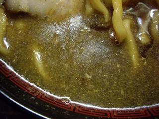ラーメン凪煮干王 煮干ラーメン(スープ)