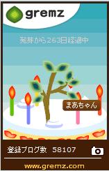 gremz誕生日