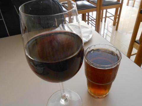 ワインとキニー