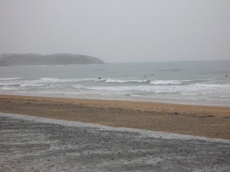 台風前 001