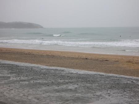 台風前 002