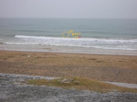 台風前 004