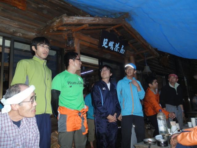 2012年ボッカ駅伝前日 3