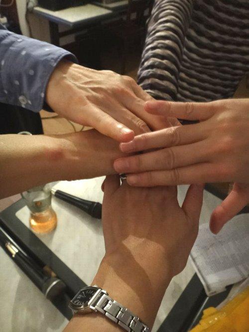 2013年10月12日中華魔女会&カラオケ 039