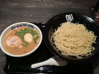 花月 つけ麺