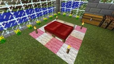自宅ベッド