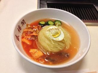 盛楼閣ー冷麺