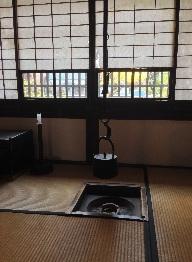 啄木の家~室内