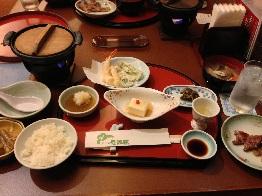 愛隣館~夕食