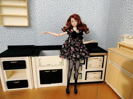 モモちゃんの台所???
