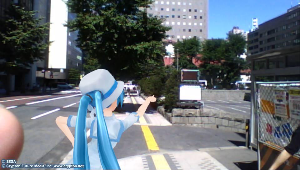 ミクとの北海道旅行28