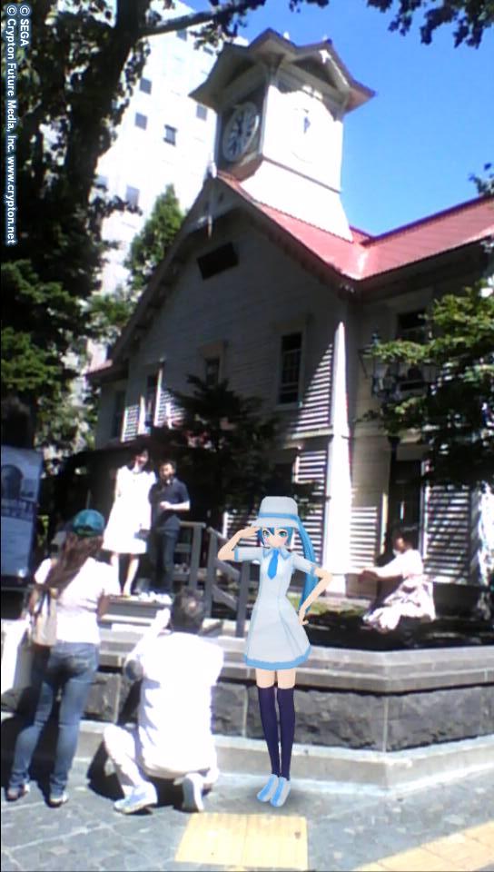 ミクとの北海道旅行29